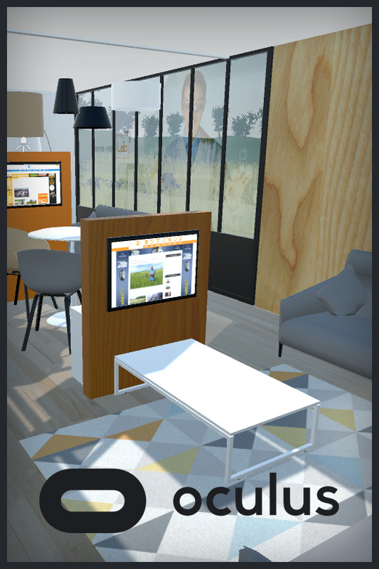 Terre-Net Lab VR